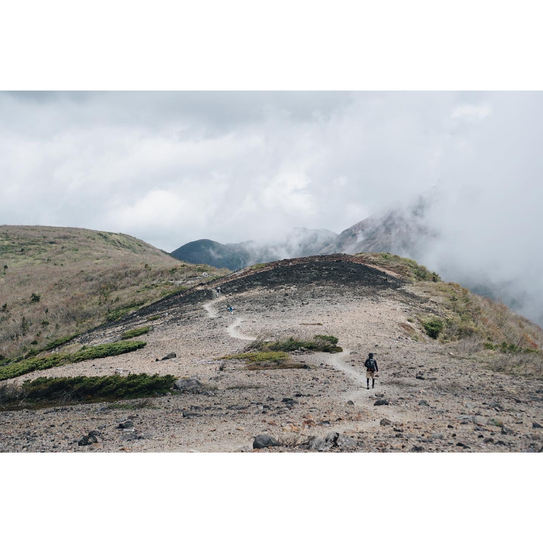 南月山 2021.05.29#南月山 #茶臼岳 #那須岳 #栃木 #会津 #福島 #trekking #hiking #nasu #tochigi #aizu #fukushima